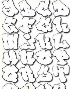 How To Draw Graffiti Step By Step Sponsored Now that you have learned how to draw Graffiti and letters its time to move on to other types . Graffiti Lettering Alphabet, Graffiti Writing, Graffiti Font, Graffiti Wall Art, Writing Art, Hand Lettering, Images Graffiti, Graffiti Styles, You Draw