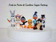 Resultado de imagen para looney tunes baby en porcelana fria paso a paso