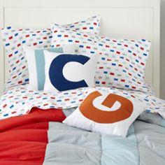 ABC Throw Pillows