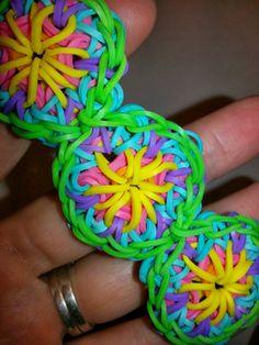 Crafting Fantastic: One Loom Kaleidoscope Bracelet Tutorial