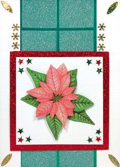 Donna's 3D flower card