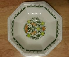 JOHNSON BROTHERS - GREENFIELD - SALAD PLATE - 37F