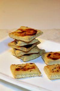 Crackers All'olio Di Oliva ~ le padelle fan fracasso