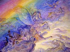 josephine wall bubble lady unicorn - Google Search