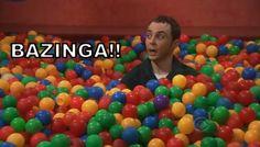 Sheldon Cooper is my man.