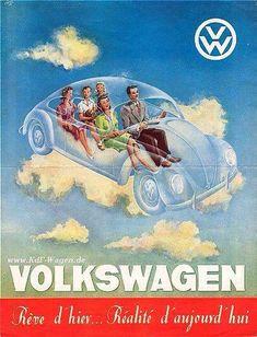 publicité Volkswagen