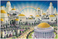 New Jerusalem-Revelation 21:2