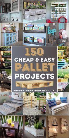 Wooden Pallet Projects, Diy Pallet Furniture, Diy Furniture Projects, Woodworking Projects Diy, Furniture Legs, Furniture Design, Pallet Home Decor, Garden Projects, Pallet Art
