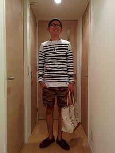 Ryuusuke Kubou|ORCIVALのTシャツ・カットソーを使ったコーディネート - WEAR