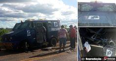 Assaltantes roubam R$ 2 milhões de carro-forte no Sertão de Pernambuco | S1 Notícias - A notícia passa primeiro aqui!
