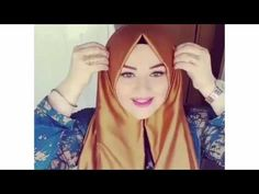 hijab tutorial everyday & simple hijab 2016 لفات حجاب يومية بسيطة -2- - YouTube
