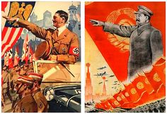 The forgotten Nazi-Soviet Pact: Hitler was in fact a socialist. National socialism is left. Fascism, Communism and National Socialism are all based upon collectivist notions, and have more similarities than differences. Operation Barbarossa, Nazi Propaganda, Libertarian Socialism, Hannah Arendt, Satirical Illustrations, Pearl Harbor, Persecution, World War Two, Quotes
