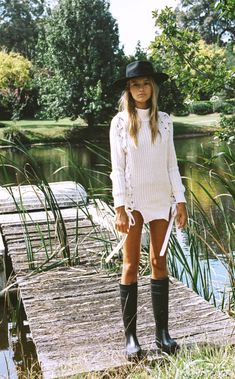 love the boots with this boho inspired dress.