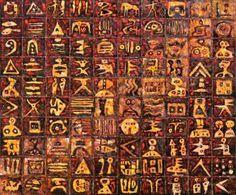 "Saatchi Art Artist Krzysztof Pajak; Painting, ""Gold of Albion ( nr.676)"" #art"