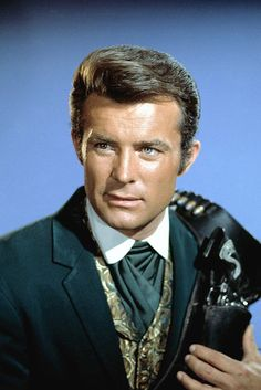 Robert conrad wild wild west portrait tv 24x36 poster