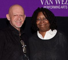 Whoopi Goldberg, January 14, 2012, at the Van Wezel Performing Arts Hall, Sarasota, Florida