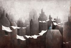 Must-see Illustrations by Gabriel Pacheco