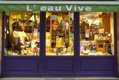 Librairie jeunesse L'Eau vive - Nîmes