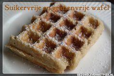 Koolhydraatarme wafels en granenvrije wafels die ook nog eens goedkoop én gezond zijn? Met dit recept zet je een wafel op tafel voor slechts € 0,25 en 5 kh.