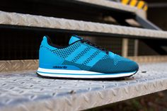 adidas Originals ZX 500 Weave: Blue