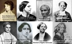 some women who rocked history