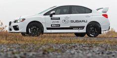 2015 Subaru WRX STI Super Production Rally Car thrills SOA