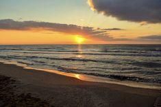 Jesolo beach / Italy summer jesolobeach beach jesolo nikon nikond5500 tenger naplemente