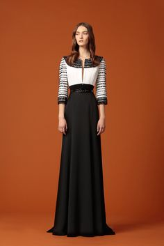 Andrew Gn Pre-Fall 2015 Fashion Show