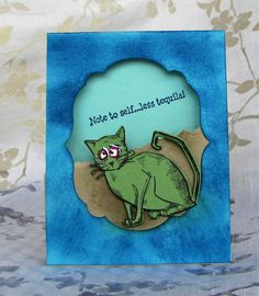 Less Tequila by meisu4 - Cards and Paper Crafts at Splitcoaststampers
