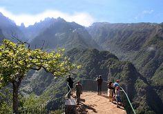 Balcões - Ribeiro Frio, Madeira