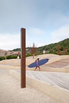 Costanera sur de Anglet / Debarre Duplantier Associés Architecture & Paysage