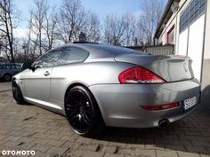 99 999 PLN: Sprzedam prywatny doinwestowany samochod BMW 6 o oznaczeniu 650i Pojazd w moich posiadaniu od 2013 roku  i od tamtej pory traktowany z wielka dbaloscia o szczegoly. co gwarantuje stan wizualny i te... Stan, Bmw 6 Series, Lexus Is250, Bmw M6, Bmw Cars, Cars And Motorcycles, Benz, Audi, German