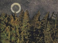 Paintings — The Forest, Max Ernst