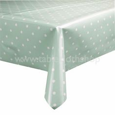 At Oilcloth World we have a fantastic range of wipe clean tablecloths. Choose from vinyl table covers and pvc coated cotton tablecloths also know as oilcloth. Vinyl Table Covers, Plastic Table Covers, Oilcloth Tablecloth, Aqua Background, Pvc Coat, Turquoise, Cleaning Wipes, Polka Dots, Kitchens