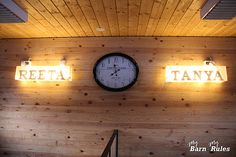 My Barn - My Rules Barn, Clock, Home Decor, Watch, Homemade Home Decor, Country Barns, Clocks, Interior Design, Home Interiors