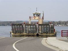 Merrimac: Colsac III the Merrimac Ferry