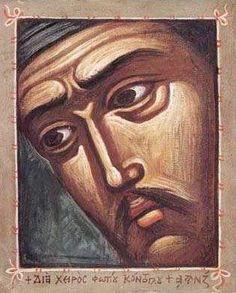 """ΦΩΤΗΣ ΚΟΝΤΟΓΛΟΥ: """"Η παρούσα ζωγραφία εφιλοτεχνήθη όπως εν σχήμασι γραπτοίς διαμένη πρό τών ομμάτων εις αιώνα ο κύκλος τής ελληνικής φυλής, από τών πρώτων αυτής προπατόρων μέχρι τών καθ' ημάς…Εζωγραφήθη δέ μετά πόθου καί φιλοτιμίας πολλής φαντασία καί χειρί Φωτίου Κόντογλου τού εκ Κυδωνιών τής Μικράς Ασίας"""" Παρεκκλήσιο οικογένειας Πεσμαζόγλου στην Κηφισιά. Grow Up People, Infancy, Greek Art, New Testament, Illuminated Manuscript, Religious Art, Byzantine, Holy Spirit, Christianity"""
