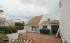 Absolute frontline beach villa for sale in Estepona for €395000.  Click on the image for more information. Ref S273