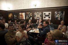 Fotos der Vernissage der Ausstellung UNART der Künstlergruppe verhackART im Café Kaiserfeld Graz am 19. September 2014. Diese Ausstellung ist ein Plädoyer an die Menschlichkeit, Toleranz, Ehrlichkeit und nicht Zuletzt an gute Manieren!  #Vernissage, #Ausstellung, #UNART, #Künstlergruppe, #verhackART, #Café #Kaiserfeld, #Graz, #Plädoyer, #Menschlichkeit, #Toleranz, #Ehrlichkeit, #gute #Manieren, #KünstlergruppeverhackART #CaféKaiserfeldGraz #AusstellungUNART, #Bilder, #Fotos