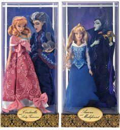 Bonecas de Heróis e Vilões Disney - Just Lia | Por Lia Camargo