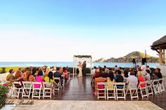 One of my fave shots of our Cabo San Lucas wedding! Overlooking Los Arches & Medano Beach-breathtaking!