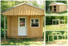 A small cabin can be a perfect way to spruce up that undeveloped land you own, or even a large space of personal property. This project will costs 2k to build, but if you hunt around and re use older stuff or look on craigslist, you could pick up some pretty cheap or even FREE stuff to use on your cabin. I really want to have this on my land. So I will have to start saving my pennies. Check the full article below: