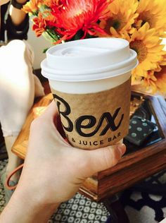 There's a new shop in town! Check out Bex Cafe and Juice Bar, located in the West End of downtown Greenville, SC! // yeahTHATgreenville