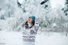 Stock Photo : Happy winter holiday