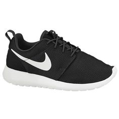 sports shoes f648a c1f88  80.99 Selected Style  Black White Volt Width D - Medium Product Number  · Nike  Roshe Run ...
