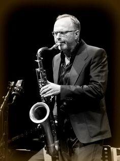 Bart Defoort of Brussels Jazz Orchestra, (picture Cor de Vries)