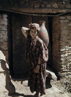 Kabyle Girl. Algeria