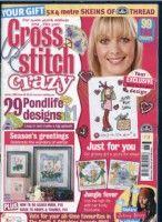 "(1) Gallery.ru / tymannost - Альбом ""Cross Stitch Crazy 068 январь 2005"""
