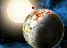 Armario de Noticias: Descubren  planeta rocoso como la tierra