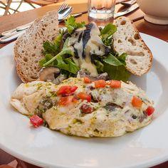 le pain quotidien omelet